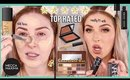 Testing TOP RATED Makeup 🤔 Full Face of Mecca Brands! 👀