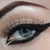 Arabic eyeliner tutorial