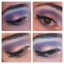 Purple Cut Crease Fail