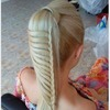- Hair Braid