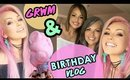 BIRTHDAY VLOG & Get Ready With Me