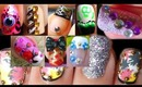 Nail Art Designs Collection #11 by madjennsy