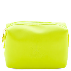 Jeffree Star Cosmetics Neon Velour Makeup Bag