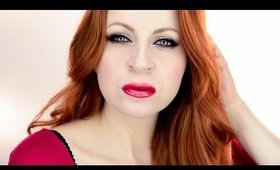 Monica Bellucci Inspired Makeup Tutorial