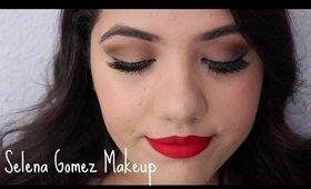Selena Gomez Met Gala 2015 Inspired Makeup