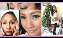 Get Ready with Me! Complete Look! Happy Hauliday Giveaway Collab with Stylehaul! - AprilAthena7