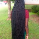 My 45 inch twists