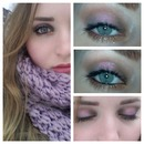 Valentine's Day make up