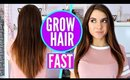 HAIR HACKS To Grow Your Hair OVERNIGHT that ACTUALLY WORK !!!
