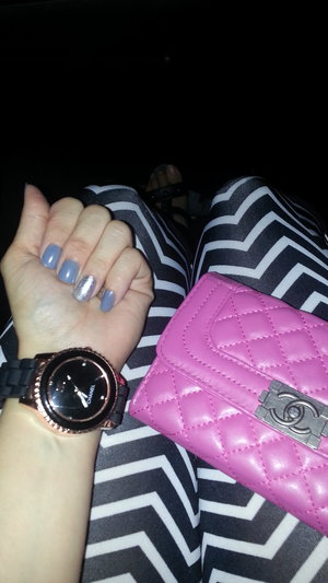 Le boy chanel phone case watch and fave leggings?