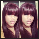 Lacefront: Pt2 Wig Cut & Styled