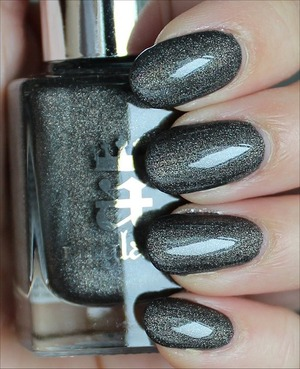 See my in-depth review & more swatches here: http://www.swatchandlearn.com/a-england-fated-prince-swatches-review/