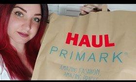 Haul PRIMARK Agosto 2018 (Special Makeup)