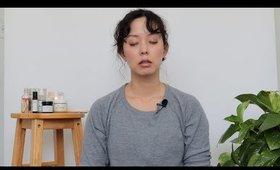 ASMR de-stress with me, soft spoken meditation using CBD