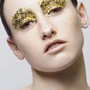 Beauty Shot - Gold leaf