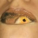 Evil eye lip ary