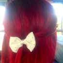 my old red hair