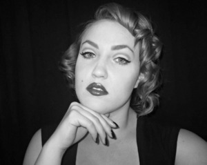 Old Hollywood look!