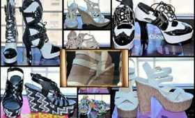 Shoe Haul Slideshow Click for full Video on new channel