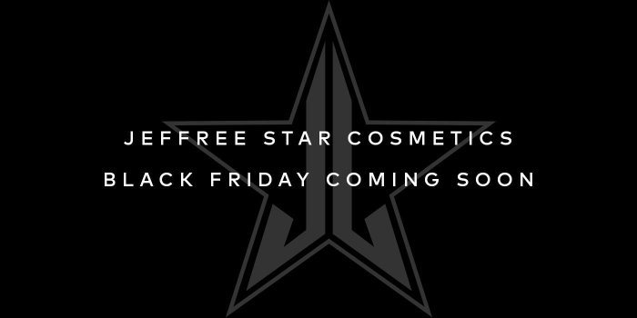 Save your spot on the launch list to be the first to shop specials and save big on Jeffree Star Cosmetics