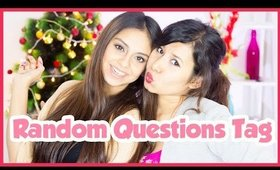 14 Random Questions Tag With Aanam C