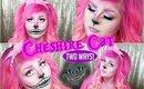 Cheshire Cat Halloween Makeup Tutorial | Girly or Creepy