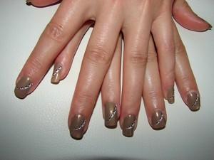 my mom decent nails