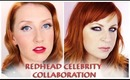 Redhead celebrity makeup series: Emma Stone (Collaboration with Sharon Farrell)