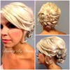 Updo by Diane o.
