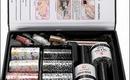 Banggood review for Foil Transfer Kit -  Cheap Nail Art Foil Kit for Nail Art designs