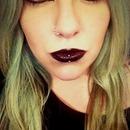 black lips <3