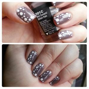 Blog post: http://bewitchingbeautyxx.blogspot.com/2013/12/random-dot-manicure.html?m=1
