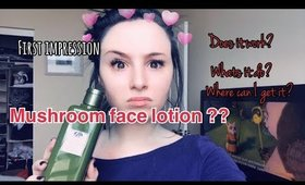 Origins MegaMushroom relief lotion Review||hair update