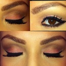 Ingot coral eyeshadow