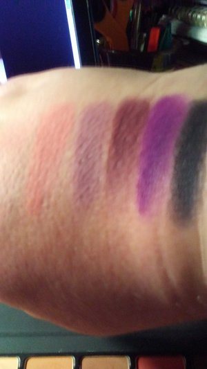 4th row swatches