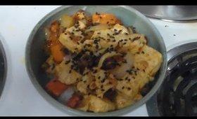 Vegan Gochujang Tofu Stir Fry