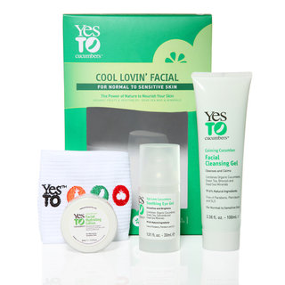 Yes To Cucumbers Cool Lovin' Facial Kit