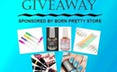 {CLOSED} GIVEAWAY ~ NAIL ART ESSENTIALS ~ SPONSORED BY BORN PRETTY STORE