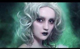 Wraith Makeup