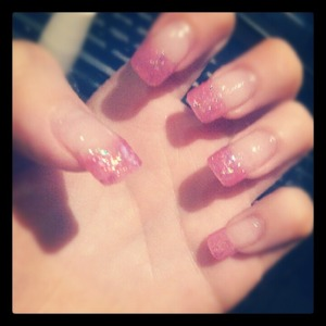 When i had long nails :(
