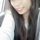 my cousin with her flawless skin ^^