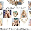 Vanessa Mooney: Sold Exclusively At Jelly'S