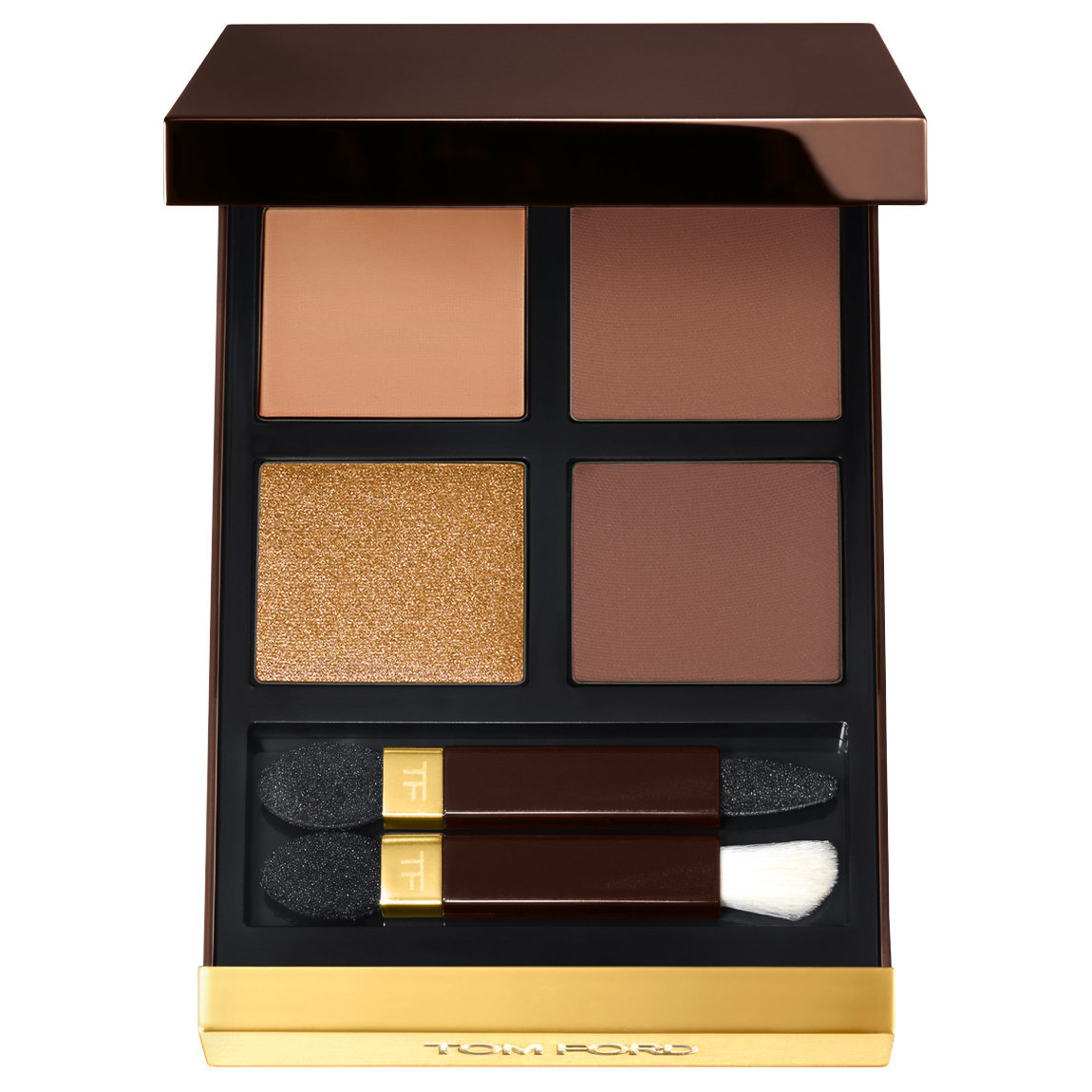 TOM FORD Eye Color Quad Desert Fox alternative view 1 - product swatch.