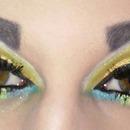 st.pattys day makeup