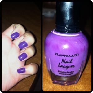 """""""True Purple"""" by Kleancolor"""