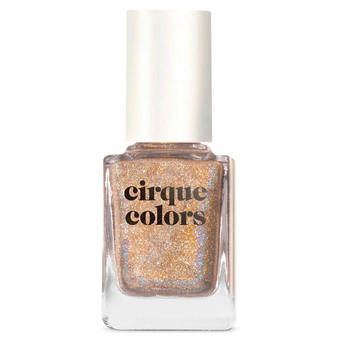 Cirque Colors Holographic Nail Polish Space Cowboy alternative view 1 - product swatch.