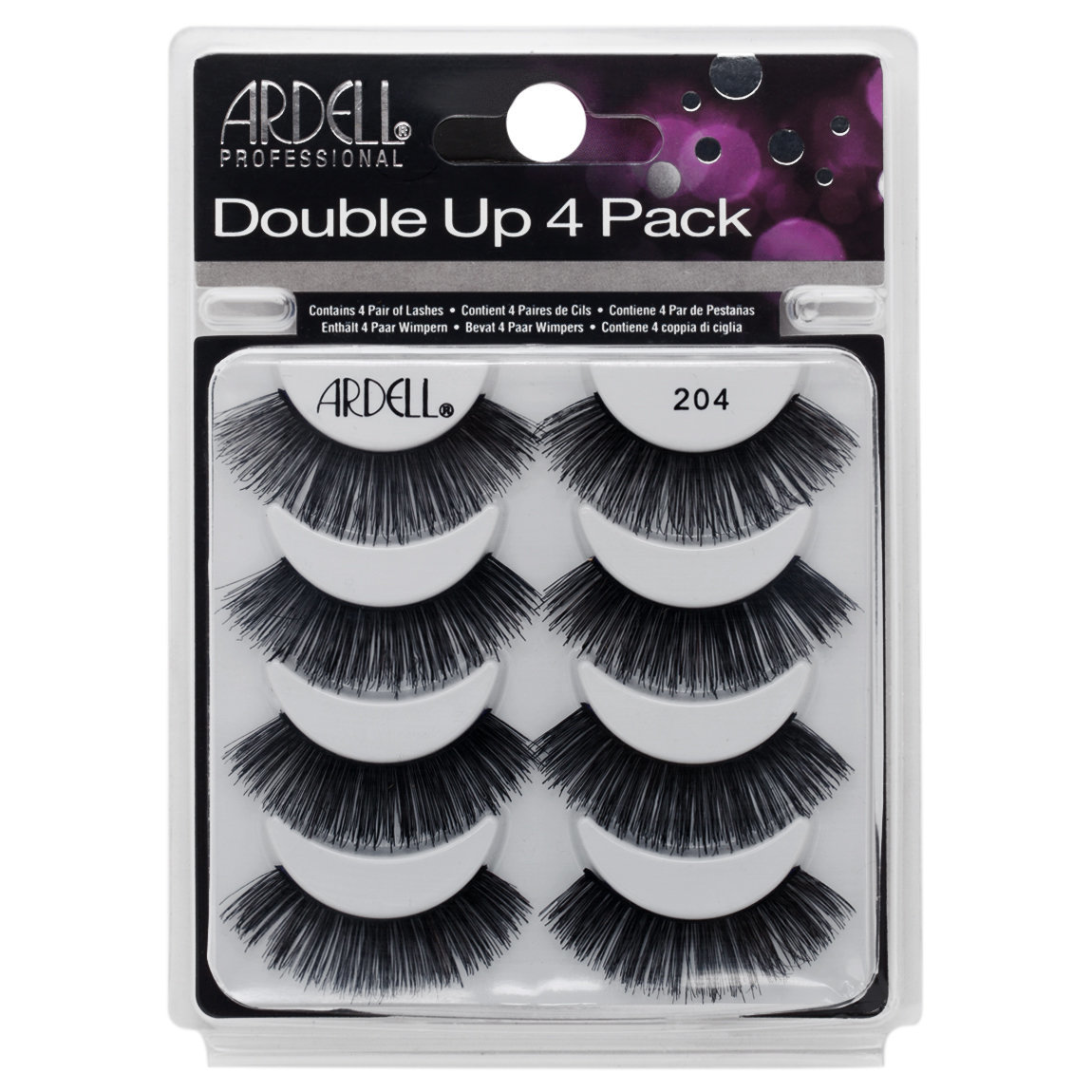 Ardell Double Up 4 Pack  204