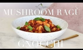 Mr Organic Mushroom Ragù Gnocchi (Vegan) AD   JessBeautician