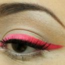 Ombré Pink Liner