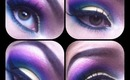 Colorful Eye Makeup Tutorial